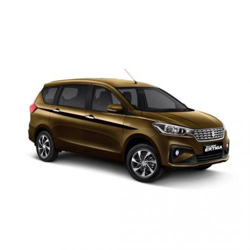 Galeri All New Ertiga